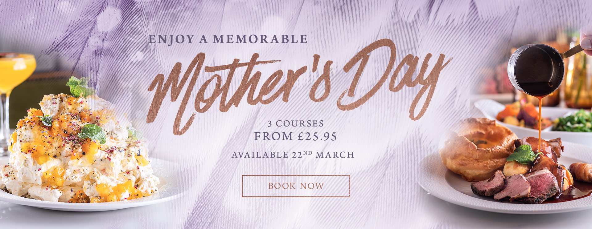 Mother's Day 2019 at The Golden Heart