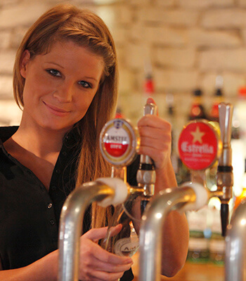 Bar jobs at The Golden Heart